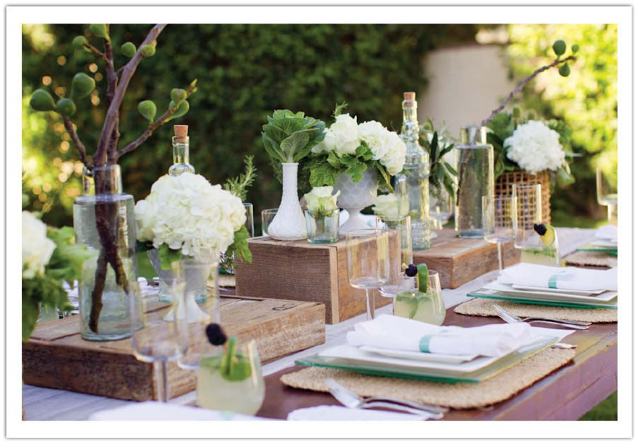 California Chic Meets Rustic Greek In This Modern Wine Country Wedding Shoot Modwedding