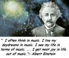 Albert Einstein Music Music Pinterest Musica Albert Einsten