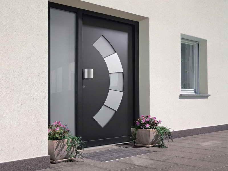 Portes dentrée ✓ portes sur mesure ✓ pvc et aluminium ▻ informations sur les offres de portes et fenêtres finstral
