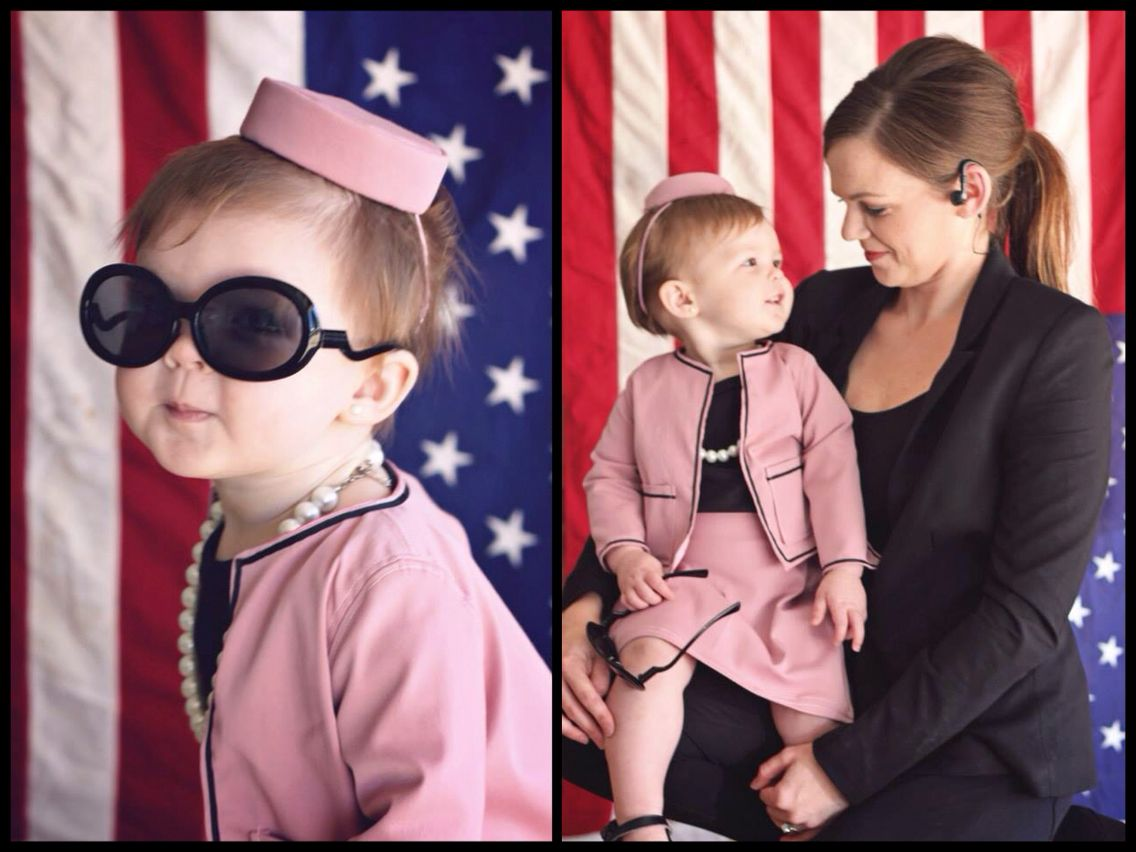 Jackie Kennedy costume. #halloween toddler costume #unique ...