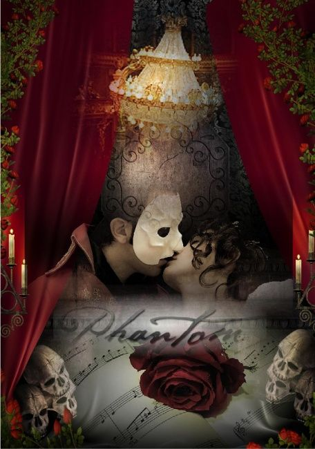 phantom's kiss