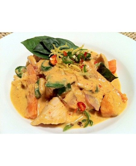 Paleo Power: 16-chicken-panang-curry #food #foodporn #yum