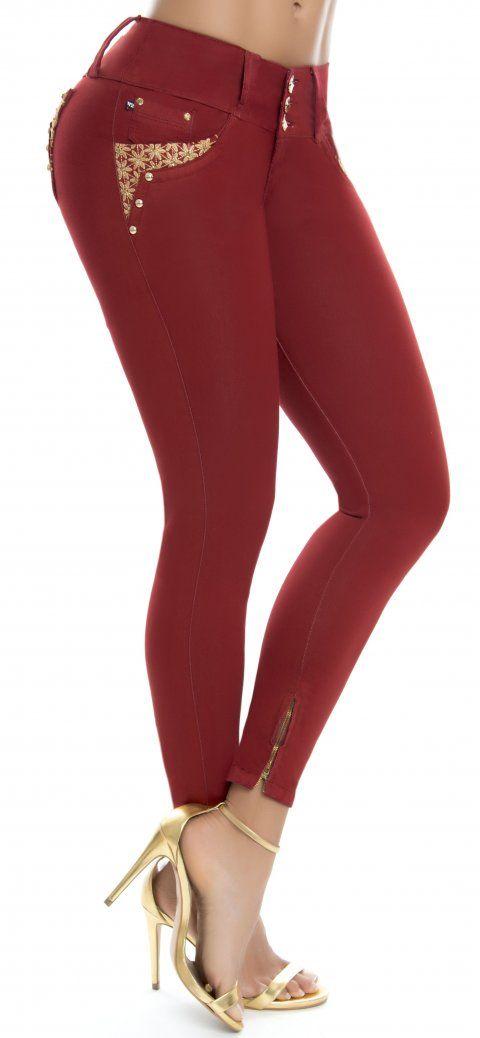 Jeans Levanta Cola Ene2 93325 Pantalones De Moda Jeans De Moda Ropa De Moda