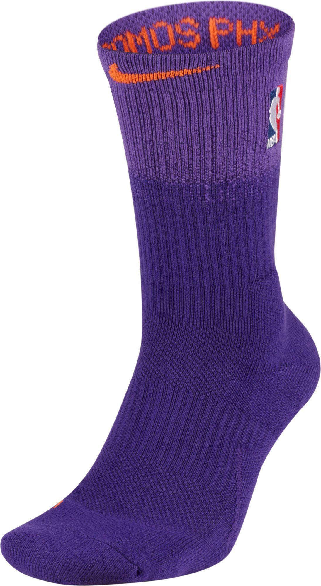reputable site 6e244 777e7 Nike Phoenix Suns City Edition Elite Crew Socks | Products ...