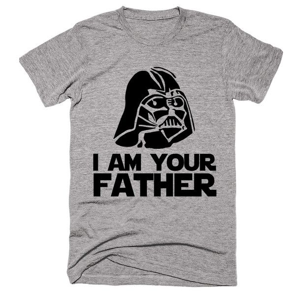 I Am Your Father T Shirt You Are The Father Dad To Be Shirts Star Wars Baby Shower