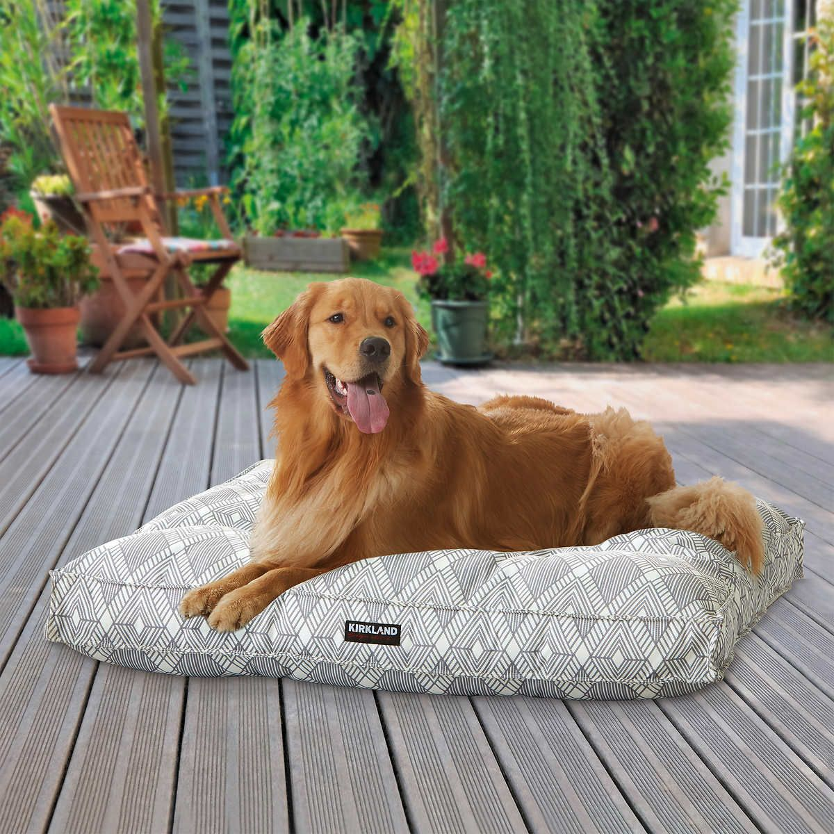 Kirkland signature 40 square tufted indooroutdoor dog