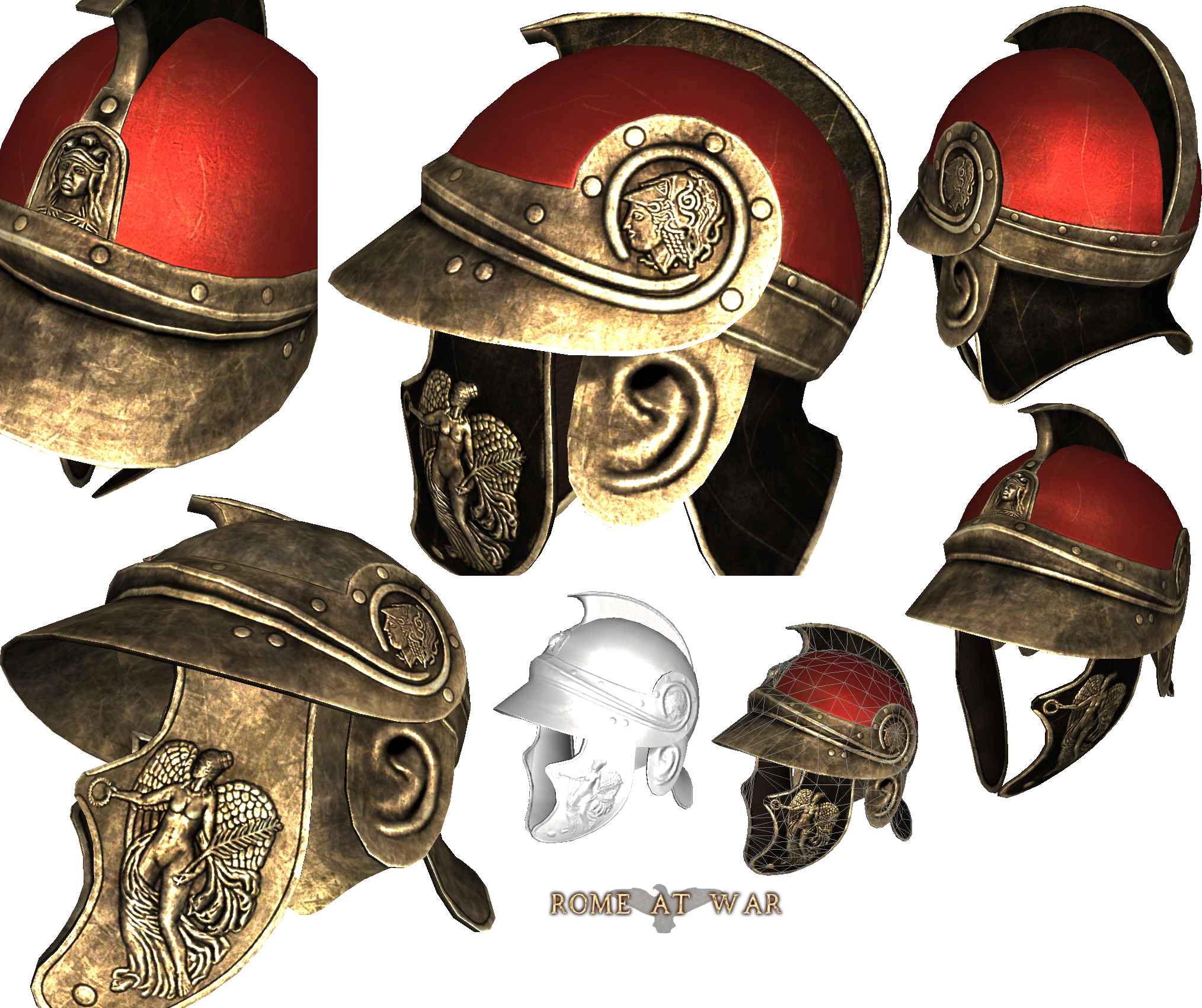 Roman Helmets Gladiator And Centurion Helmets Medieval Collectibles