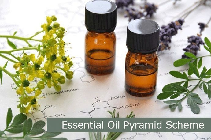 Interesting Read... I sell DoTerra but always keep an open mind on everything. Essential Oil Pyramid Scheme - Why You Should Avoid Multi-Level Marketing Companies