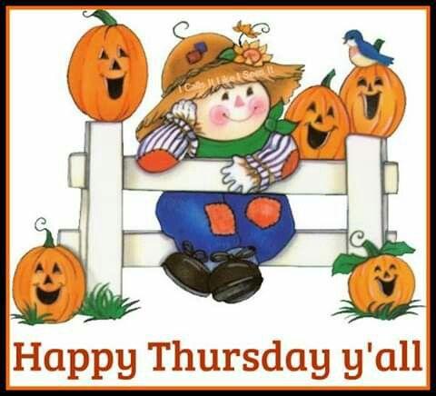 Happy Thursday | Halloween tags, Halloween clipart ...