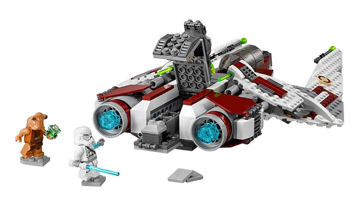 Lego Com Star Wars Products Tyc 75051 Jedi Scout Fighter