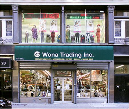 Wona Trading Inc in New York Get all the details on MapQuest