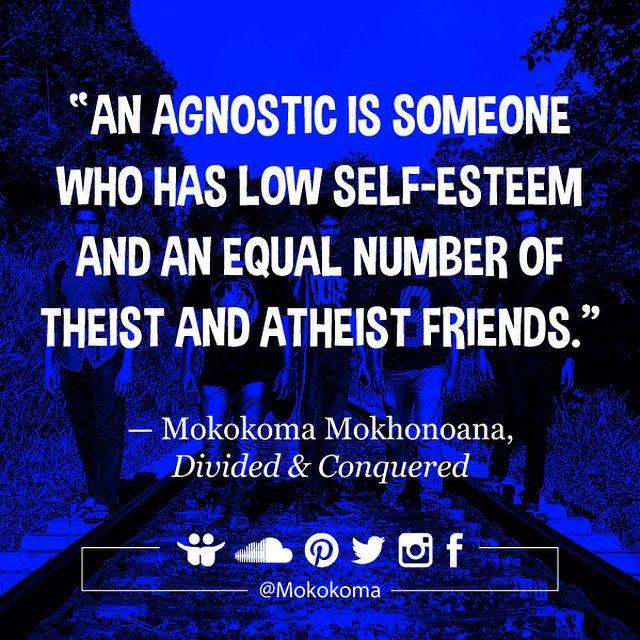 Agnosticism And SelfEsteem Book Sample HttpWwwAmazonCom