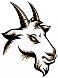 Goat Vector Penelusuran Google Hewan Kambing Siluet