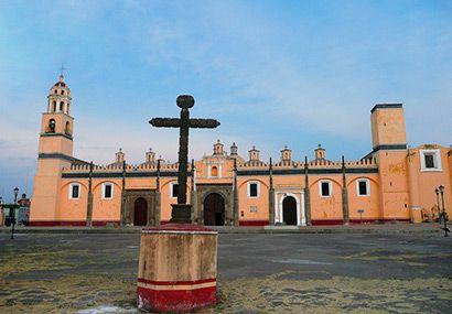 De arquitectura barroca en Atlixco, Puebla