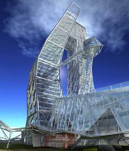 can you go to the top ? | famous modern architects in post-modern
