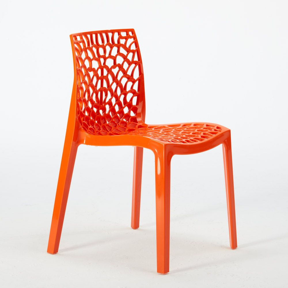 Sedie Cucina Bar Gruvyer In Polipropilene Impilabili Grand Soleil Chaise Fauteuil Chaise Salle A Manger