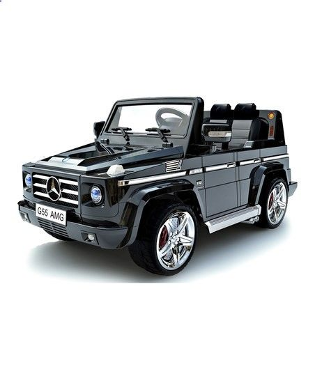 Best Ride On Cars Black Mercedes Benz Ride On Zulily En 2020 Auto Electrico Coches Y Motocicletas Autos