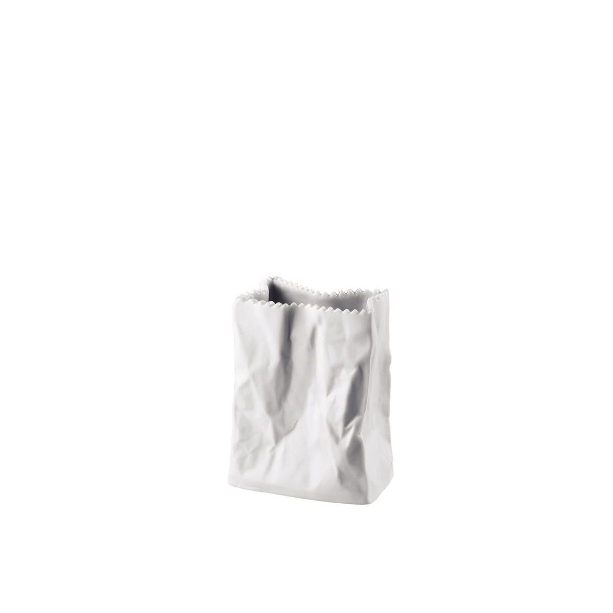 Rosenthal paper bag vase 10 cm white matt polished i could rosenthal paper bag vase 10 cm white matt polished floridaeventfo Gallery