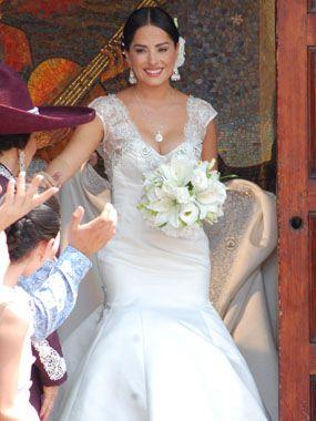 Vestido de novia de que bonito amor