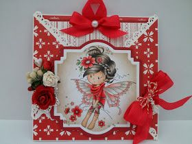 Whimsy Inspirations Blog: 24 Days of Christmas Advent - Day 6