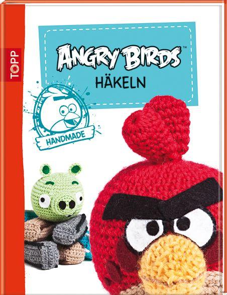 Angry Birds häkeln | häkeln | Pinterest | Neuheiten, Häkeln und ...