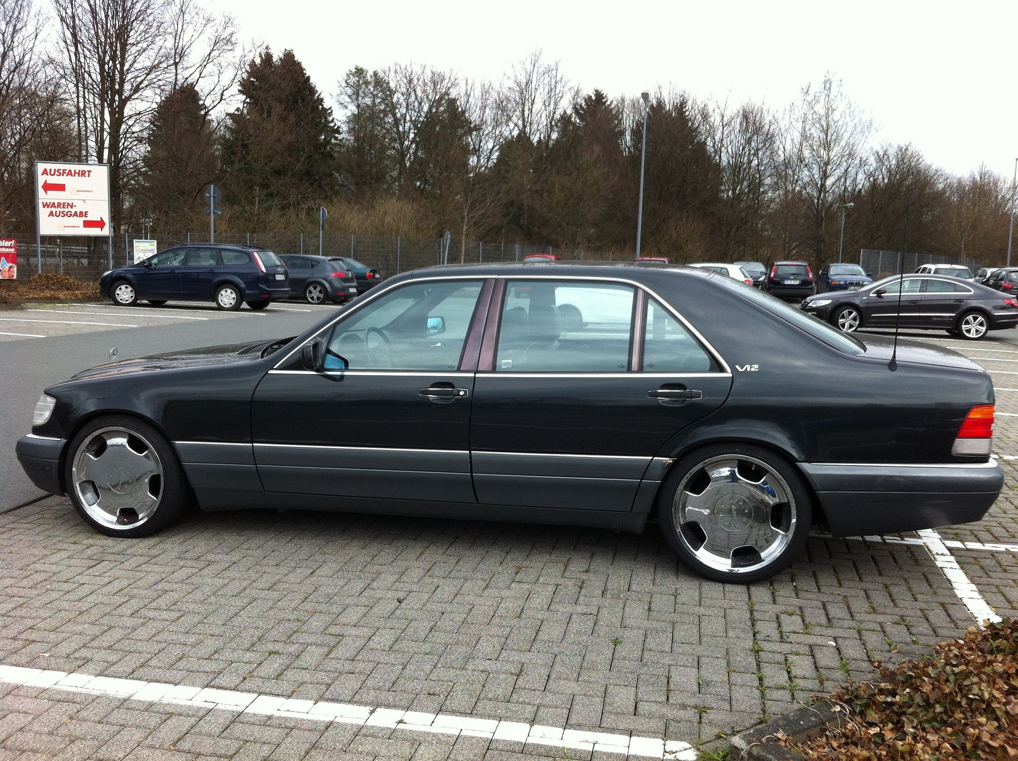 Mercedes S Class W140 Tuning 1 Tuning Mercedes Benz Cars Mercedes Benz 500 Mercedes Benz