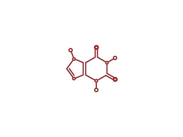 Photo of Koffeinmolekül Tattoo – Ein Skelettmodell eines Koffeinmoleküls für ein … – …