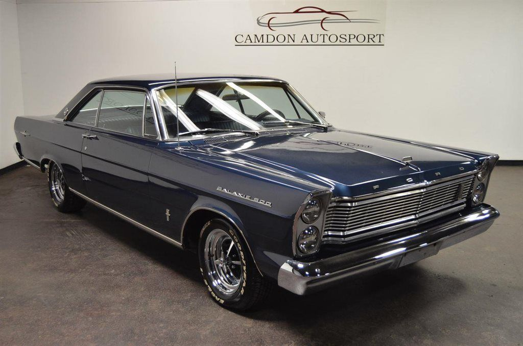 1965 Used Ford Galaxie 500 Ltd 2 Door Fastback 352 Cid V8 At Camdon Autosport Serving Raleigh Nc Iid 12439221 Ford Galaxie Ford Galaxie 500 Galaxie
