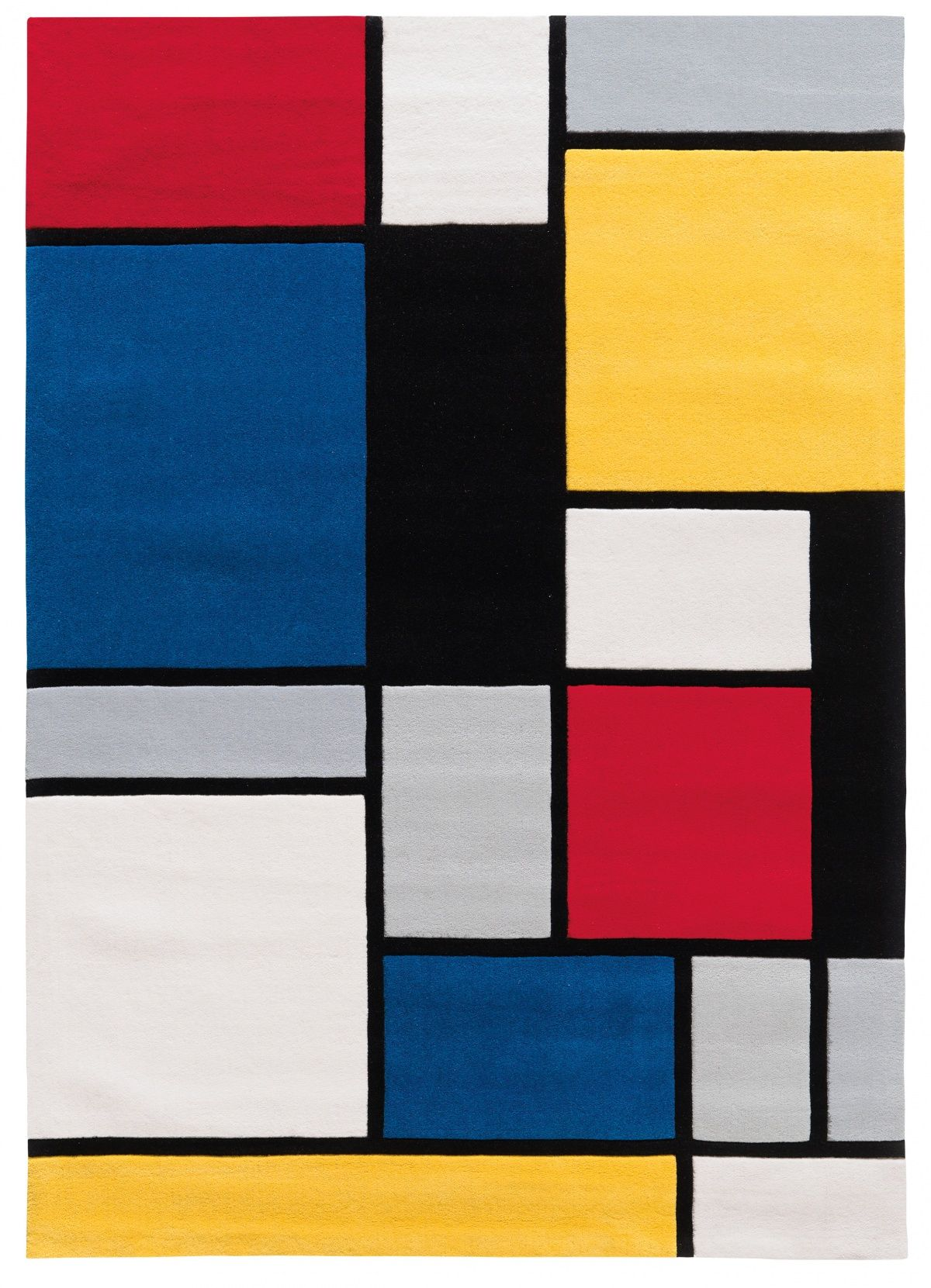 Schilderij Abstract Interieur Vloerkleed Mondriaan Interieur In 2019 Pinterest