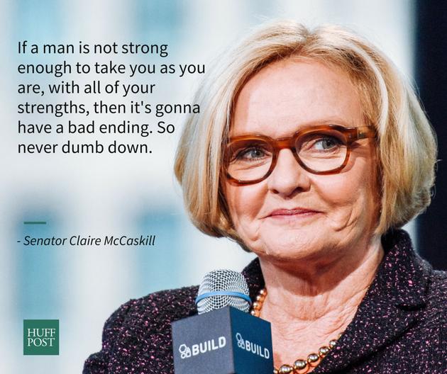 Senator Claire Mccaskill Reminds Women Not To Give A Damn -2780