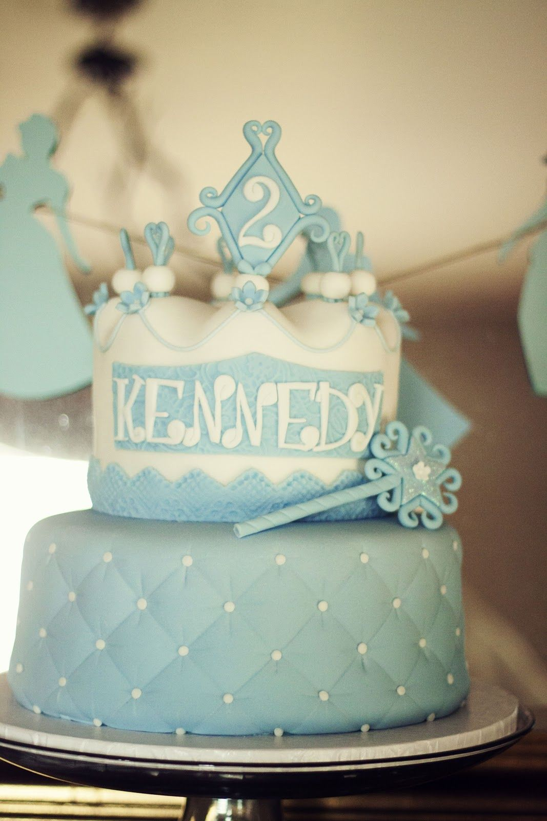 the every things Kennedys SECOND Cinderella birthday party the