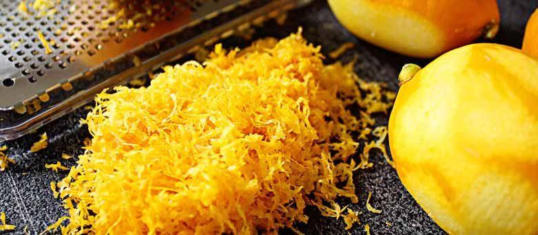 Cottage cheese sticks with raisins and lemon zest - Soviet..