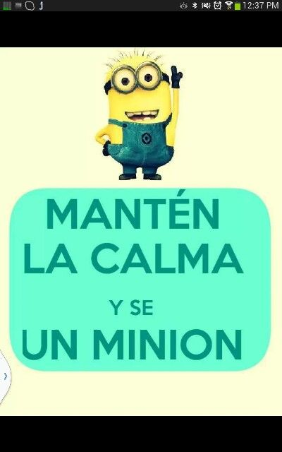 Superior Minion Banana, Keep Calm, Minions, Calming, Hipster Stuff, Quotes En  Espanol, Form Of, Messages, Stay Calm