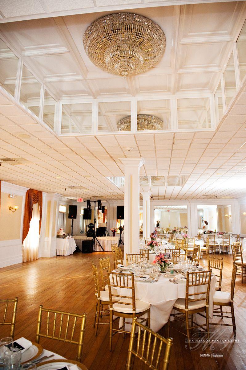 Cape May Weddings Hotel Alcott La Verandah Restaurant Cape