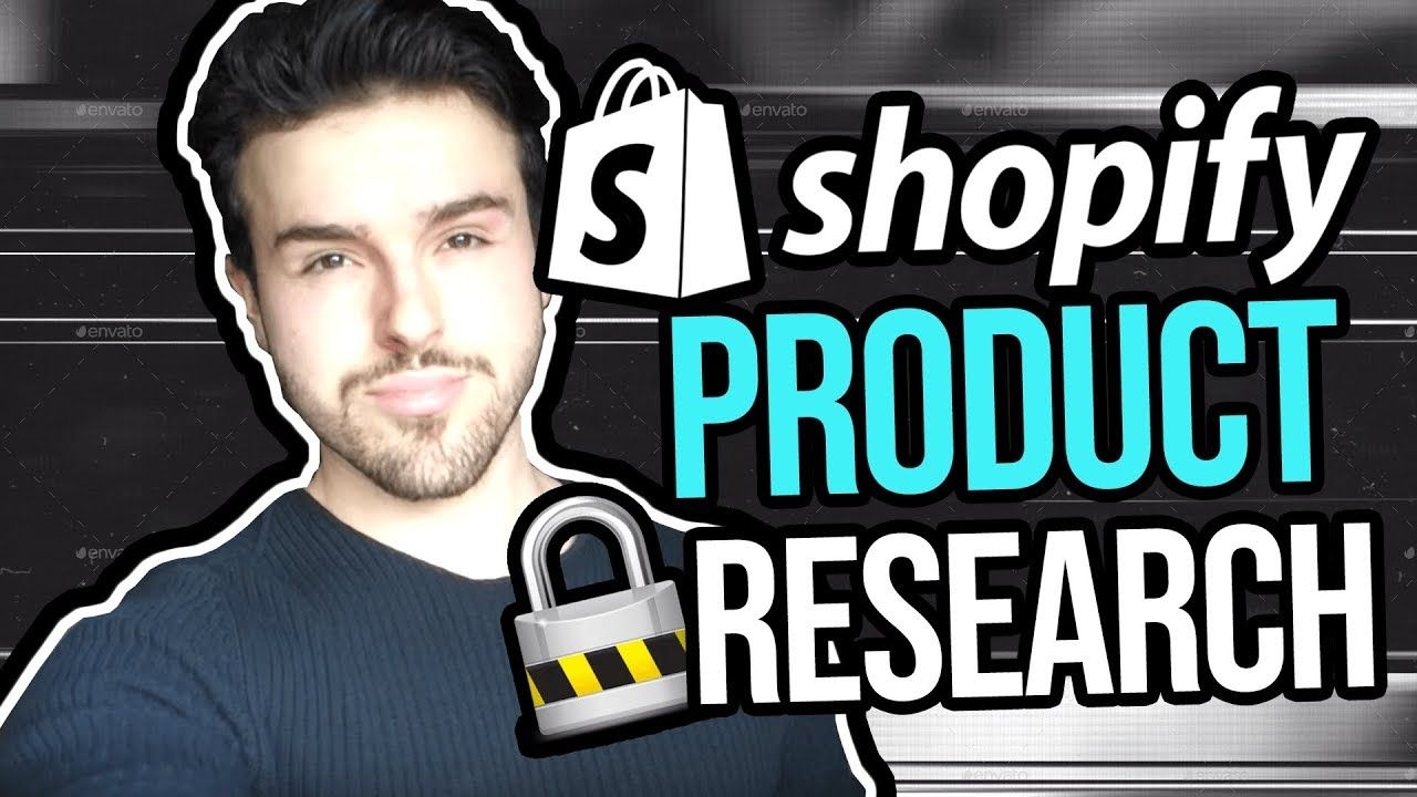 Shopify Dropshipping Product Research 2018 (BEGINNER