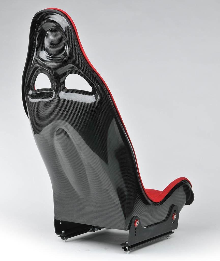 Carbon Fibre Bucket Seat Composites Automotive Bucket