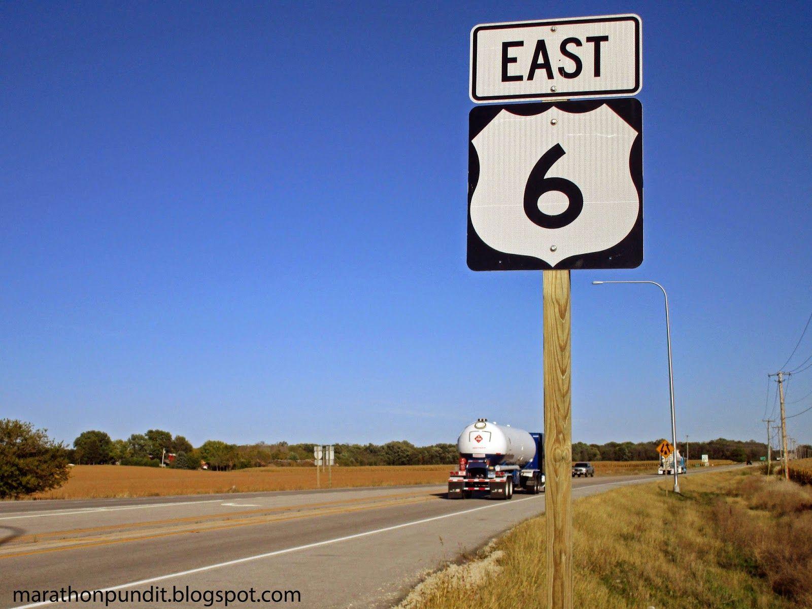 Photo Us Route 6 In Channahon Illinois Illinois Small