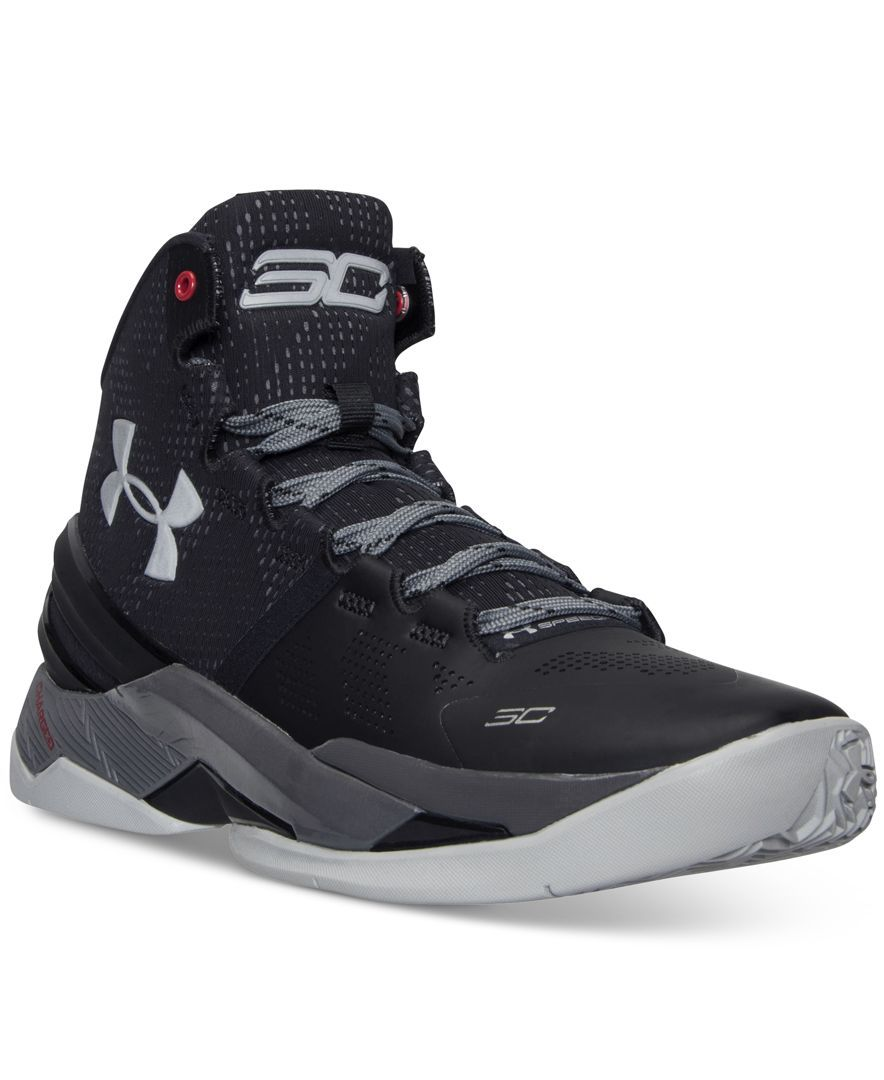 cf8ba8c4f1d66 Under Armour Men s Curry Two Basketball Sneakers from Finish Line ...