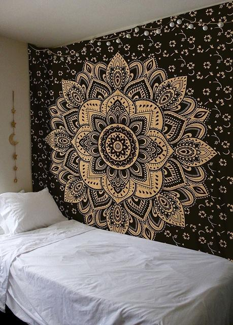 Smart Electronics Vintage Round Tapestry Mandala Boho Hippie Tapestry Beach Mats Indian Towel Spare No Cost At Any Cost