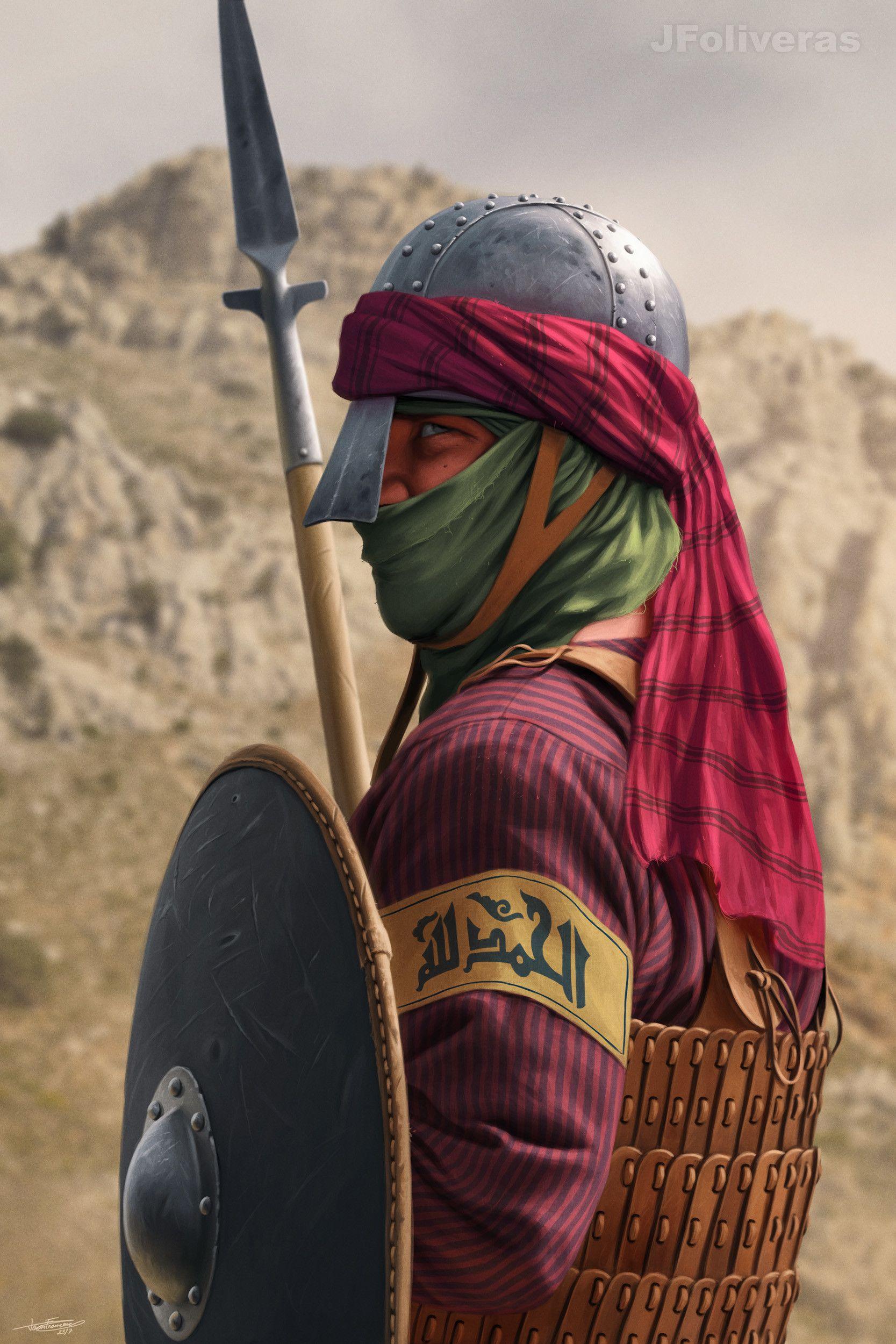 ArtStation - Agis III of Sparta, Joan Francesc Oliveras