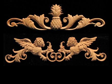 Assiotis, For Decorative Wood Mouldings, Wood Rosettes, Wood .