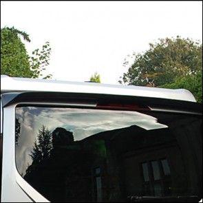 Tailgate Spoiler For Transit Custom Transit Custom Ford Transit