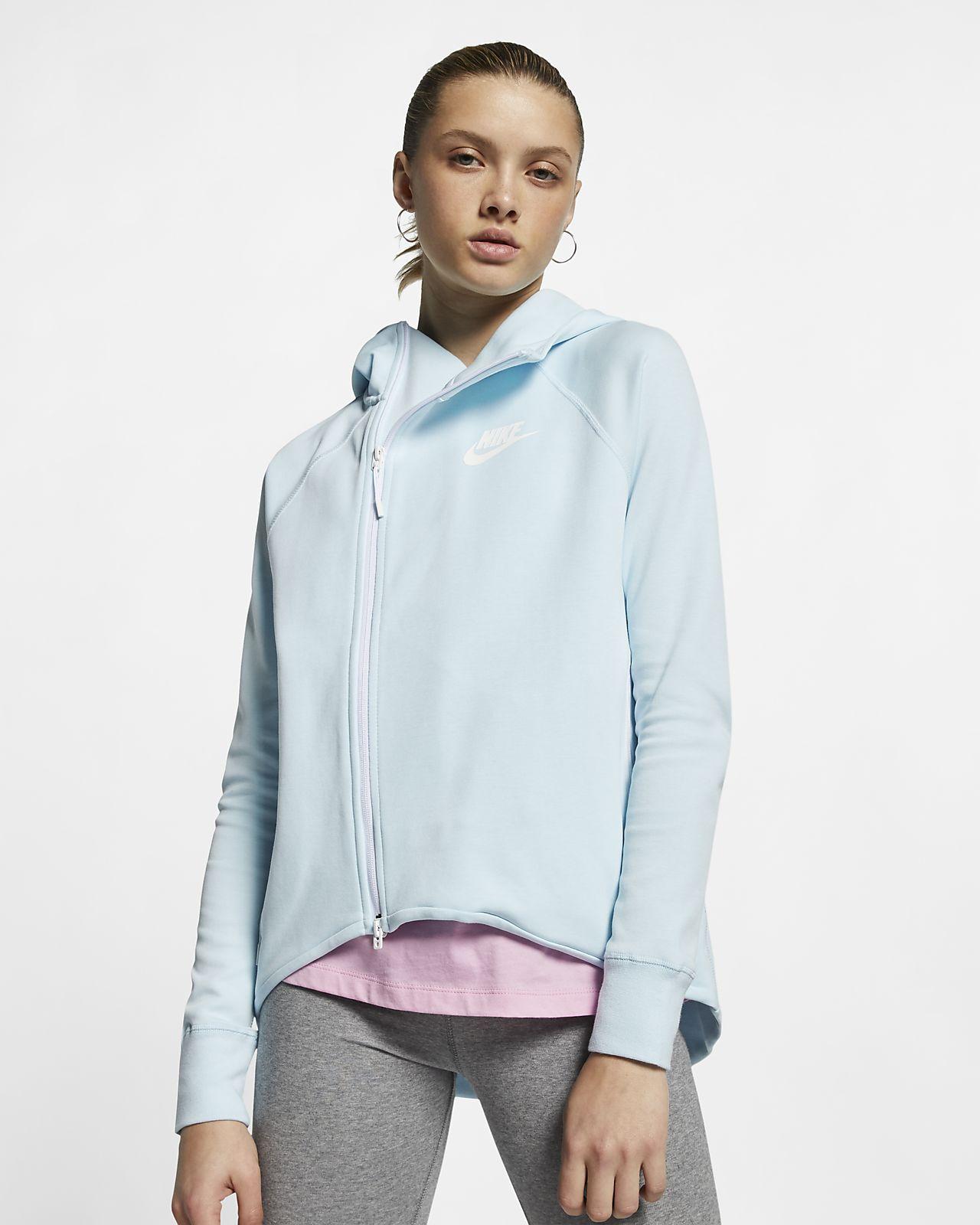 Nike Sportswear Tech Fleece Women's FullZip Cape. Nike