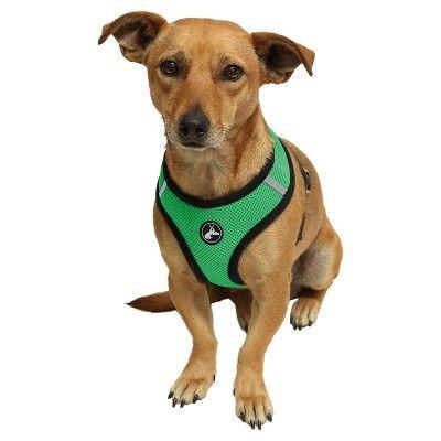 Oxgord Paws Pals Dog Harness Green Small Durable Dog