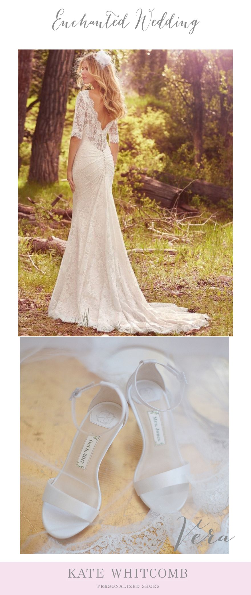 Lace Wedding Dress Bride Wedding Shoes Wedding Outdoors Ivory