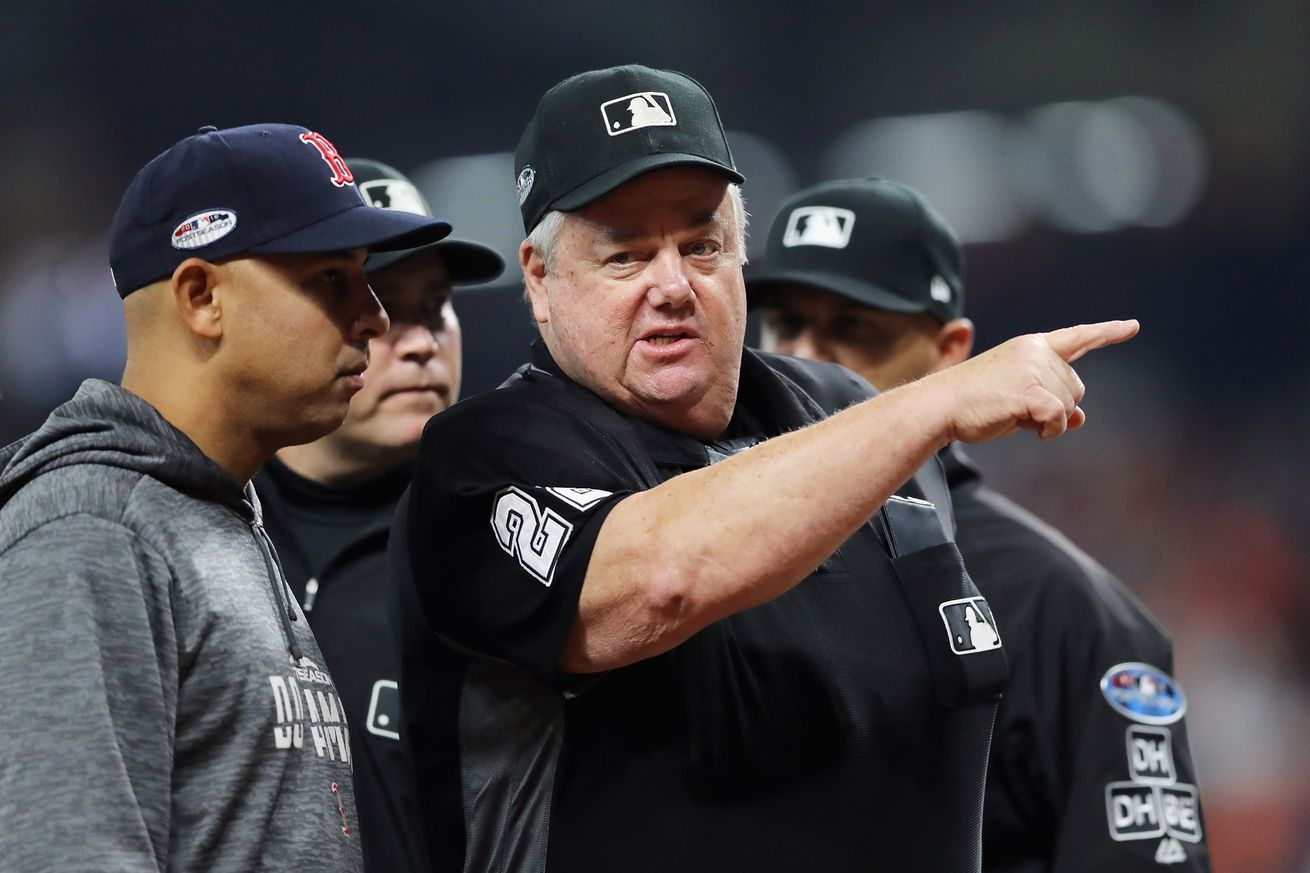 Erick Malpica Flores Carlos Erick Malpica Flores Joe West Is Bad Don T Let Jose Altuve S Non Homer Make You Forget That We Can All Agree On Something Picaflores
