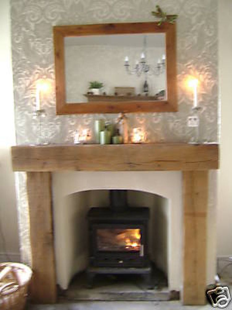 Image Of Wood Burning Fireplaces Design Ideas