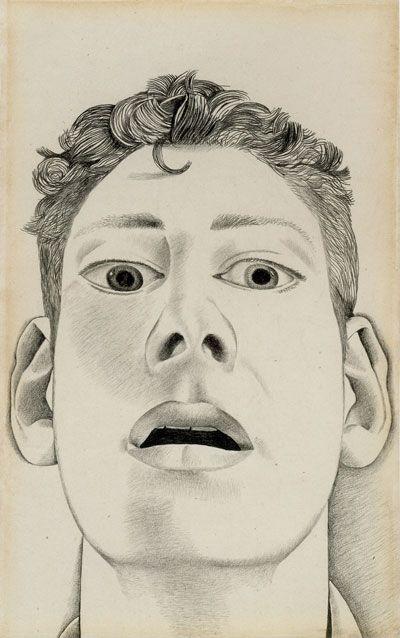 by Lucian Freud (1922- 2011)