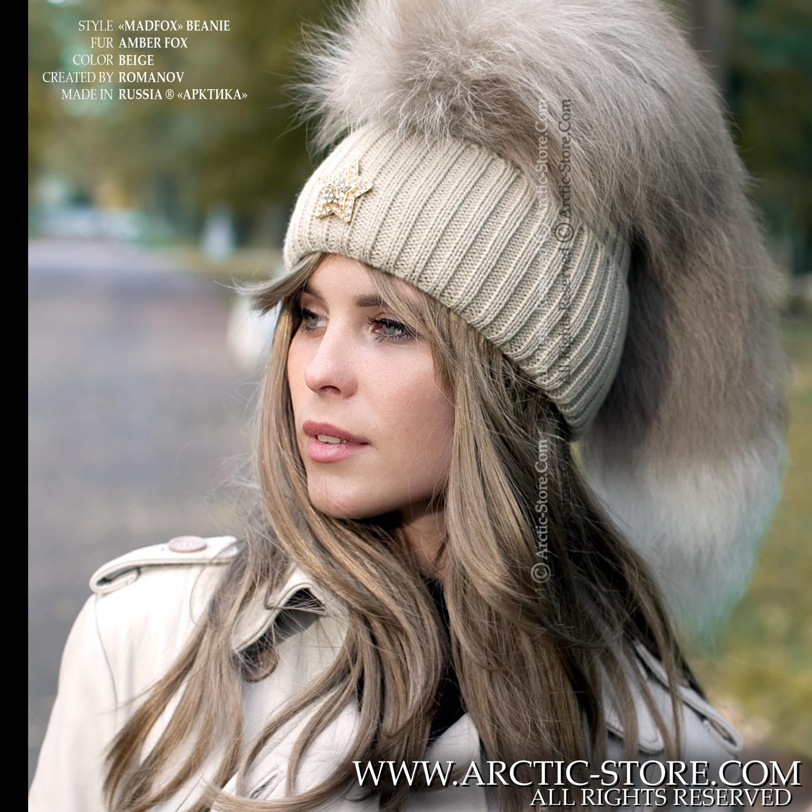 f8e04a877e4 Introducing our latest bold design for the brave fur fashion connoisseur