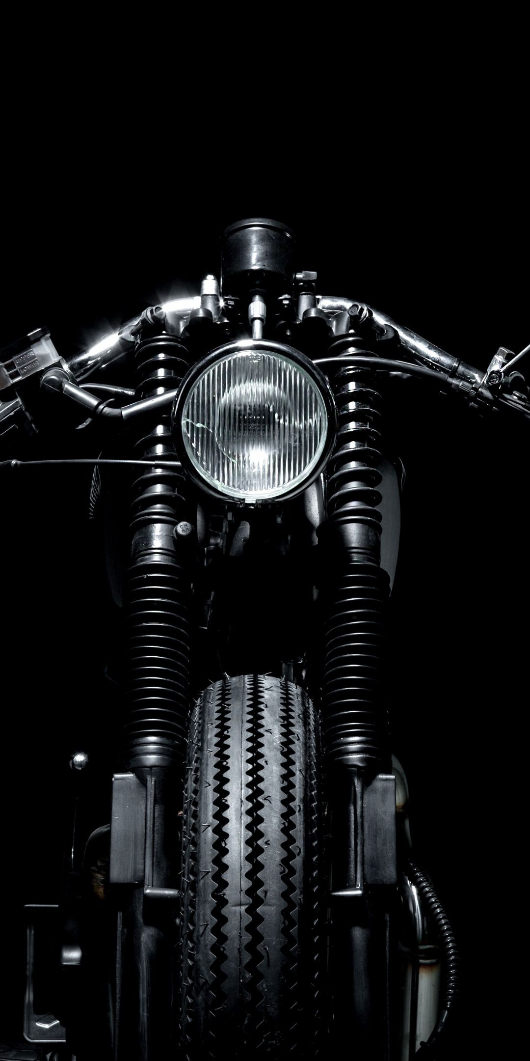 Motorcycle Portrait 1080x2160 Wallpaper Cafe Racer Bikes Motorcycle Wallpaper Motorcycle Photography
